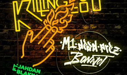 "M1 (DEAD PREZ) Releases New Single ""Killing It"" produced by Bonnot"