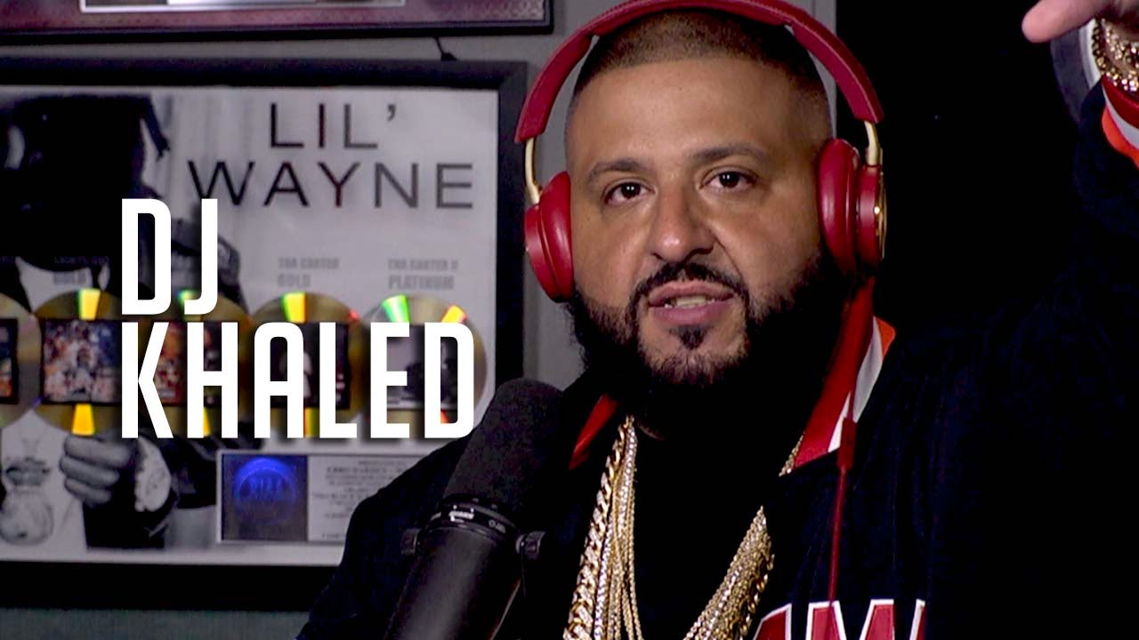 DJ Khaled Describes How His Whole Life Changed On Ebro in the Morning!