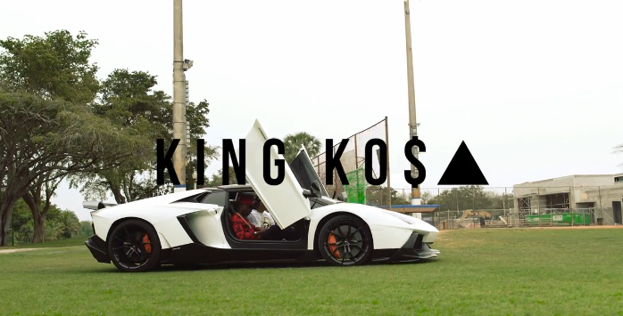 King Ko$a – Aint No Way (Video)