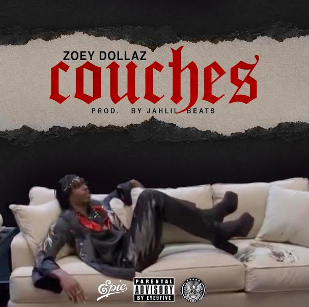 Zoey Dollaz Premiere's Couches with Complex Magazine produced by  Jahlil Beats