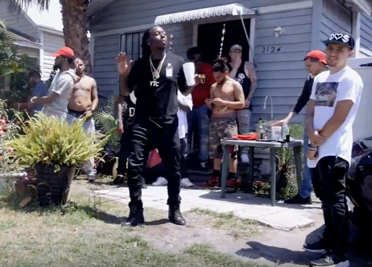 """Yung Dred – """"Load On (Official Video)"""""""