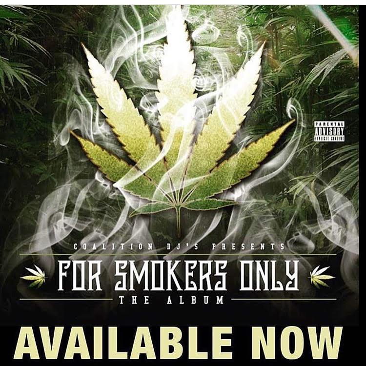 """[ALBUM] """"For Smokers Only"""" DJ Buu & DJ Funky"""