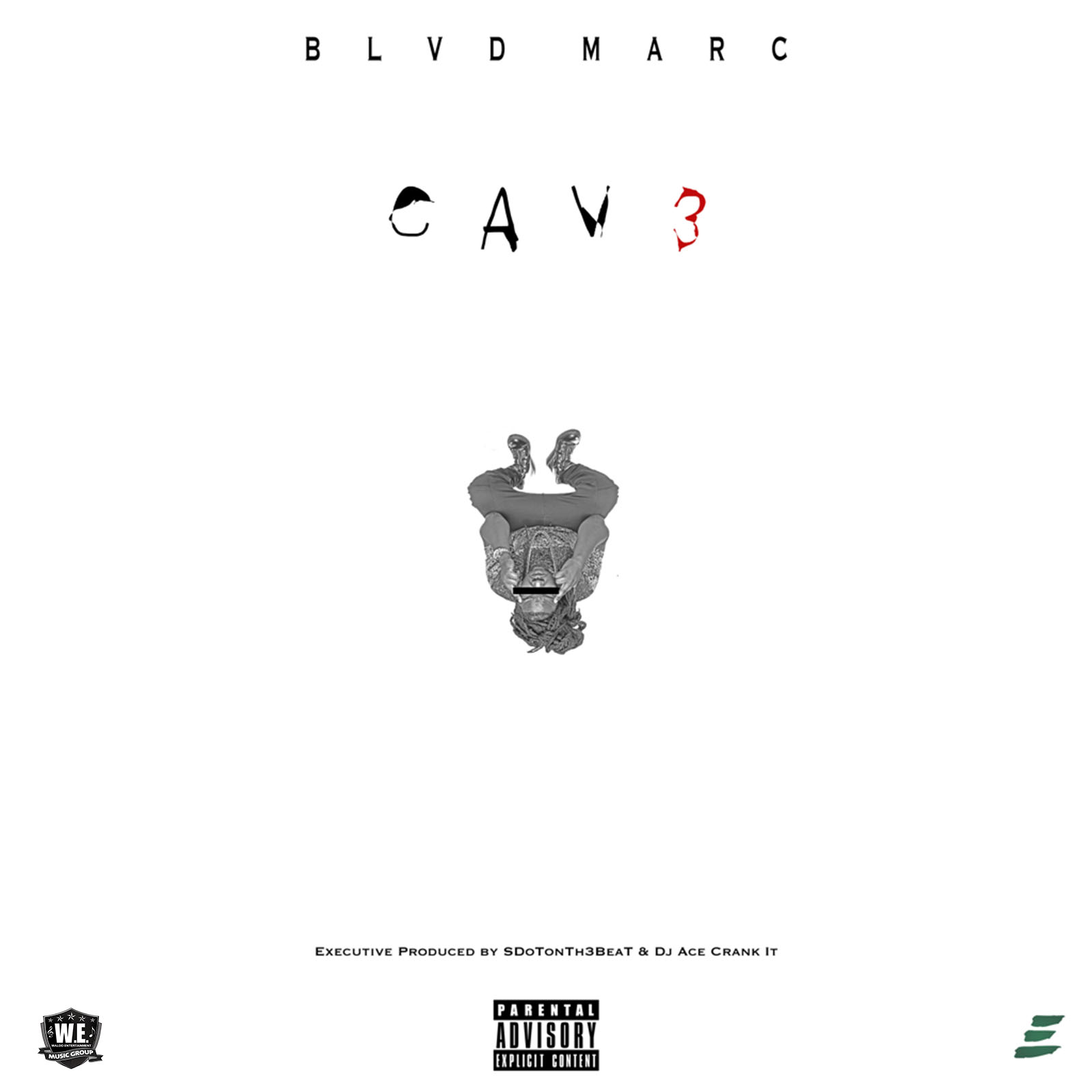 Blvd Marc's latest EP titled, The Cave