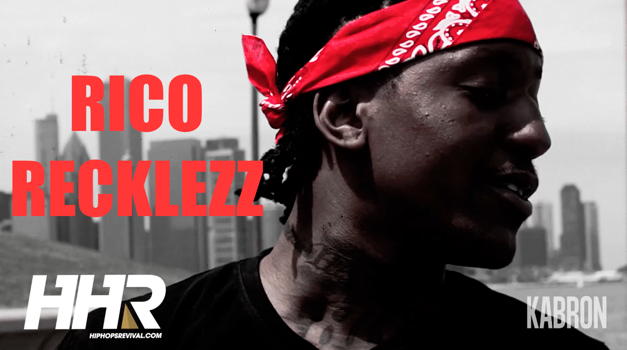 6 minutes w/ Rico Recklezz (Must Watch Interview)
