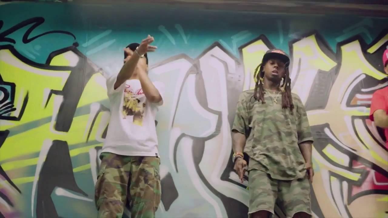 Lil Wayne – Skate It Off (Video)