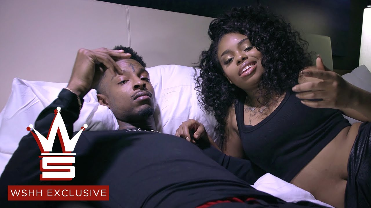 """21 Savage – """"Motorcycle"""" Feat. Dreezy (Video)"""
