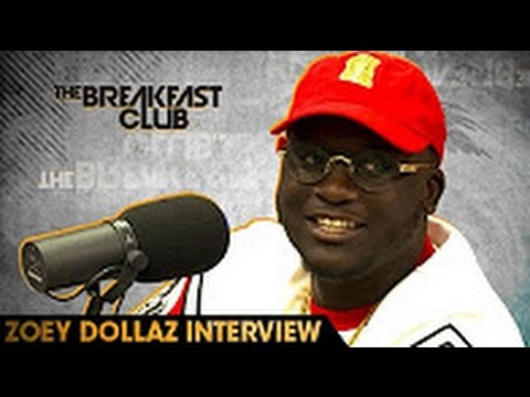 Zoey Dollaz Interview at The Breakfast Club Power 105.1