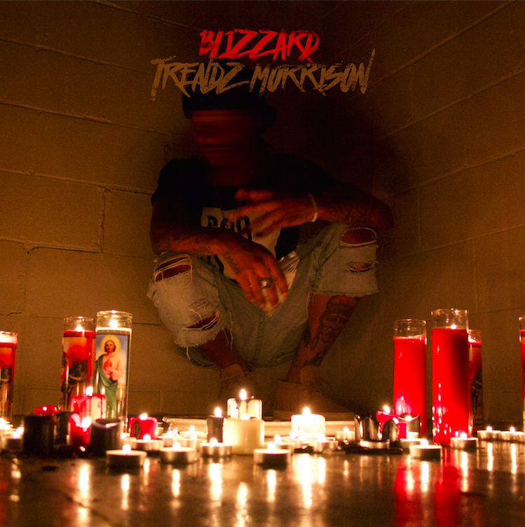 TRENDZ MORRISON  DROPS VISUAL BLIZZARD DIRECTED BY @DOTINKTB