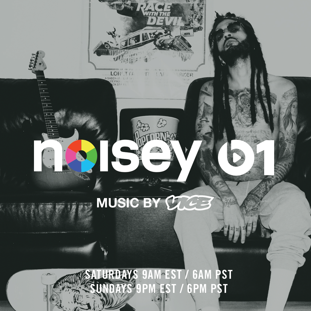 Skinny on Noisey Radio June 9th & June 10th