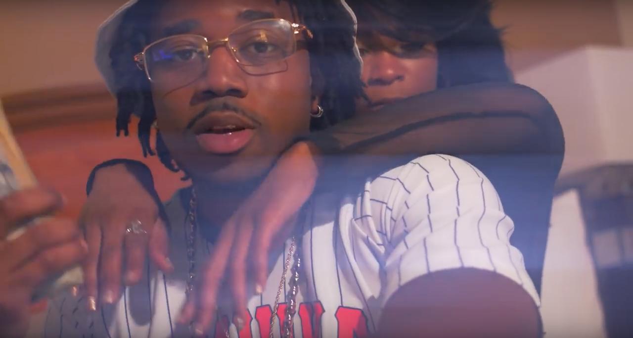 "VA Native Roni Raxx Unveils His Latest Video Featuring Parklyfe, ""Tame Myself"""