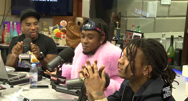 Rae Sremmurd Talks Going Platinum, Hooking Up With Girls And More With The Breakfast Club