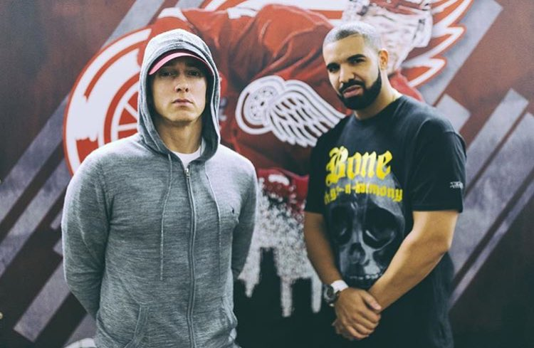 Drake Brings Out Eminem in Detroit for Summer Sixteen Tour