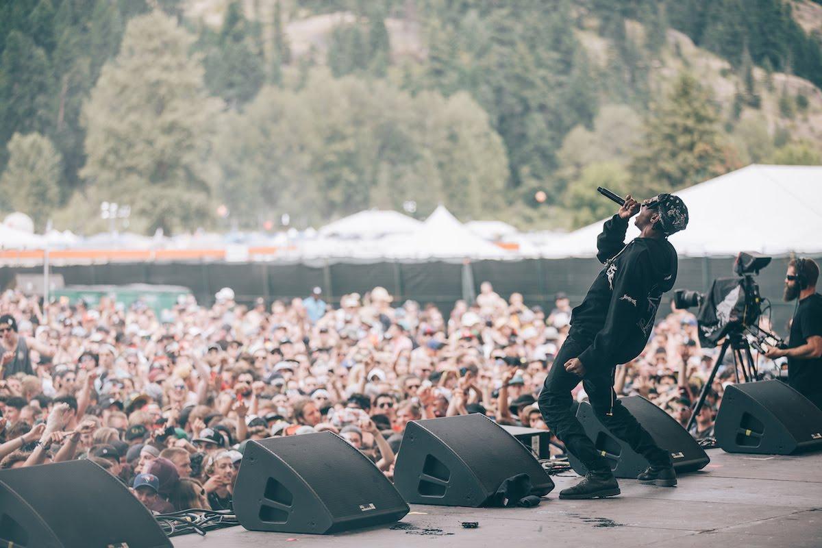 Joey BadA$$ – 'Devastated' (Live Performance Montage)