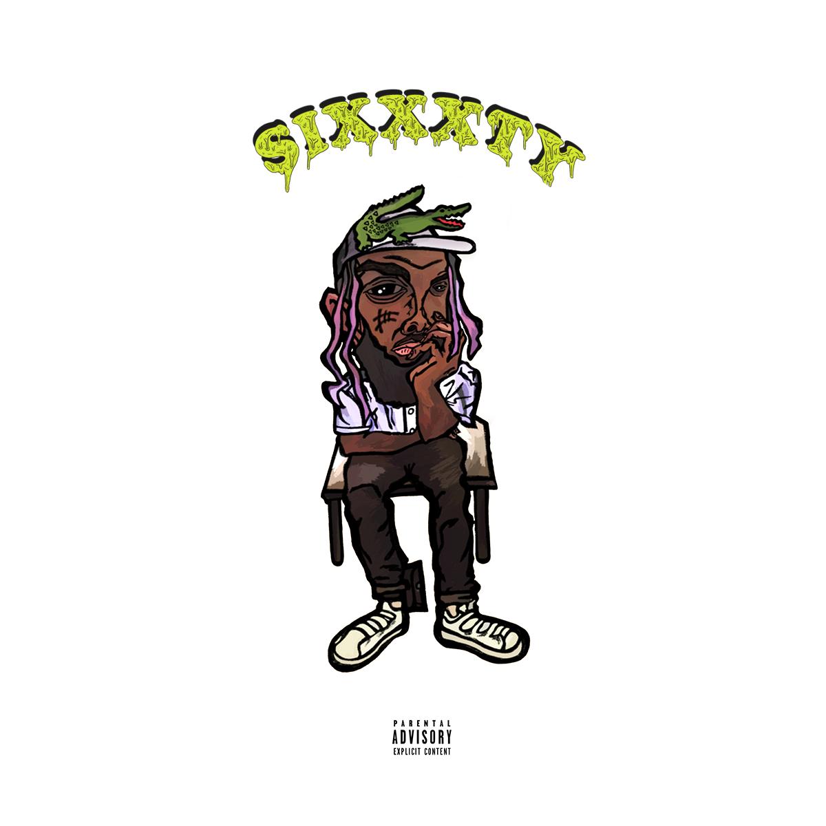 """Orlando, FL native SKYXXX Drops New EP """"SIXXXTY"""""""