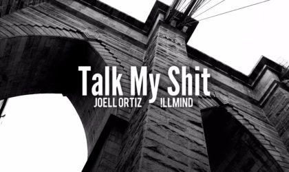 Joell Ortiz – Talk My Shit (Prod. by !llmind)