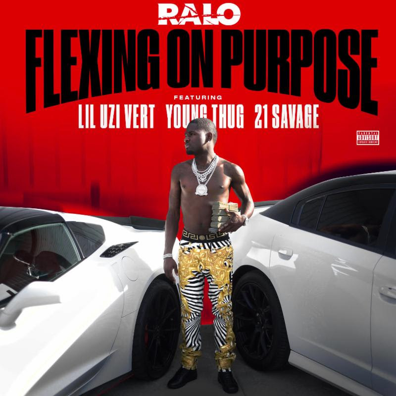 Young Thug, Lil Uzi Vert, and 21 Savage Joins Ralo on the First Single From His Upcoming Mixtape, Diary of the Streets ll Dropping August 30th