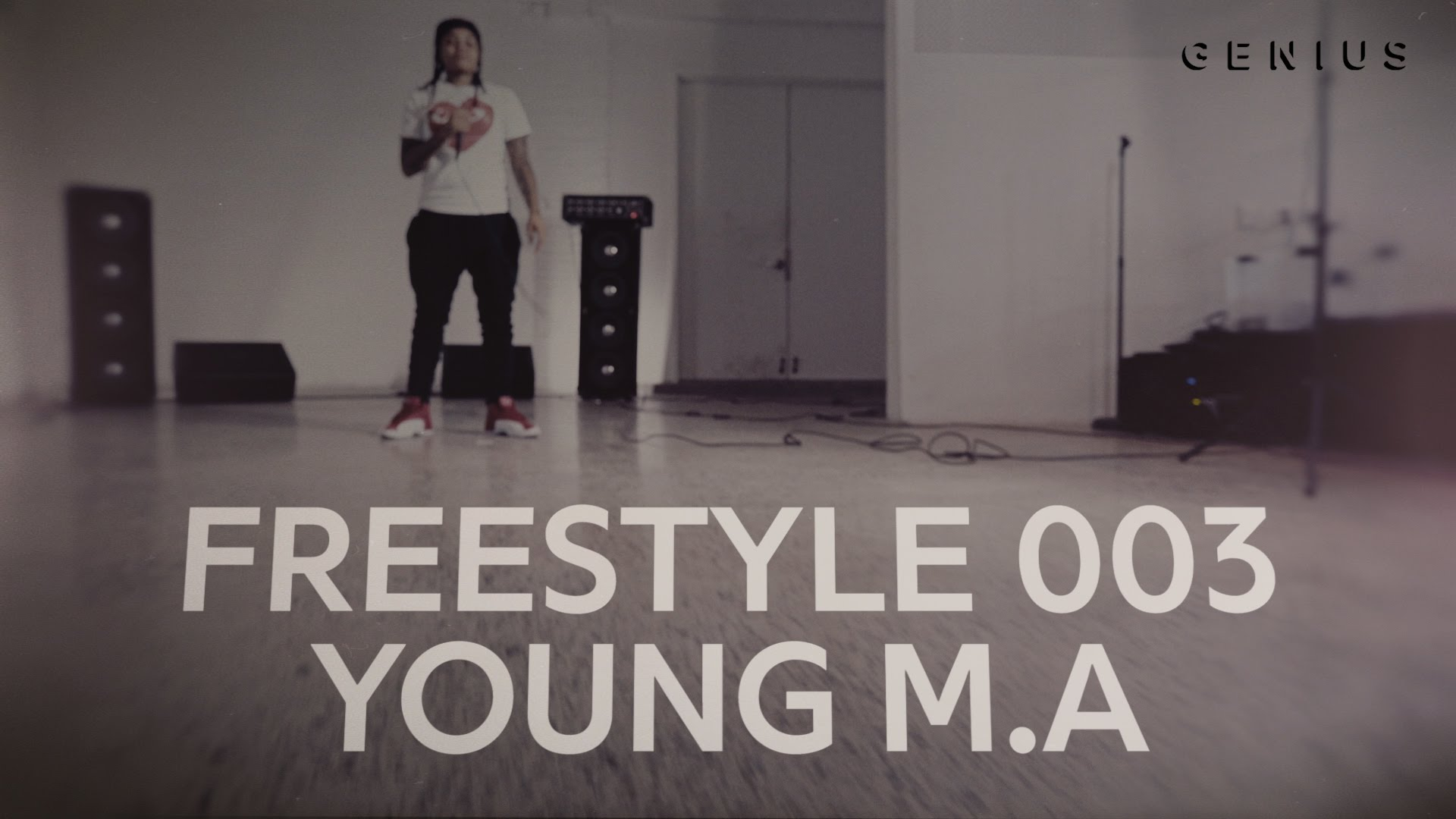 Young M.A's 'Freestyle 003' for Genius