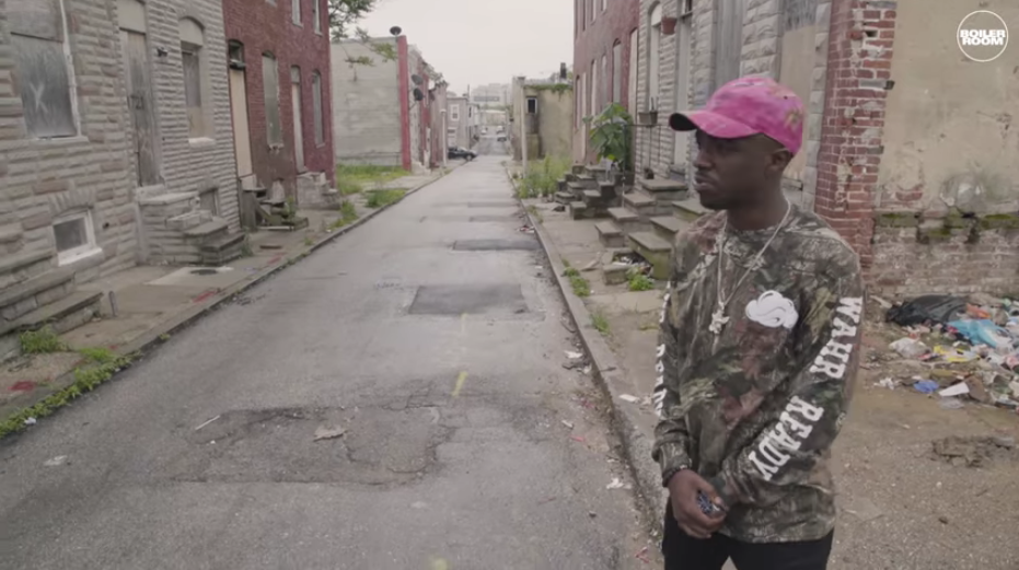 Sound of My City: Baltimore with Tate Kobang (Boiler Room TV Exclusive)