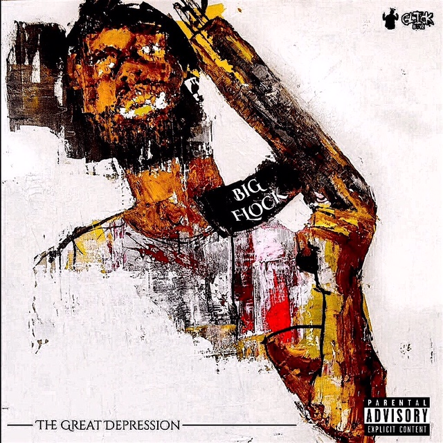 "Big Flock releases ""The Great Depression"" Mixtape feat. 21 Savage , Hoodrich Pablo Juan and more"
