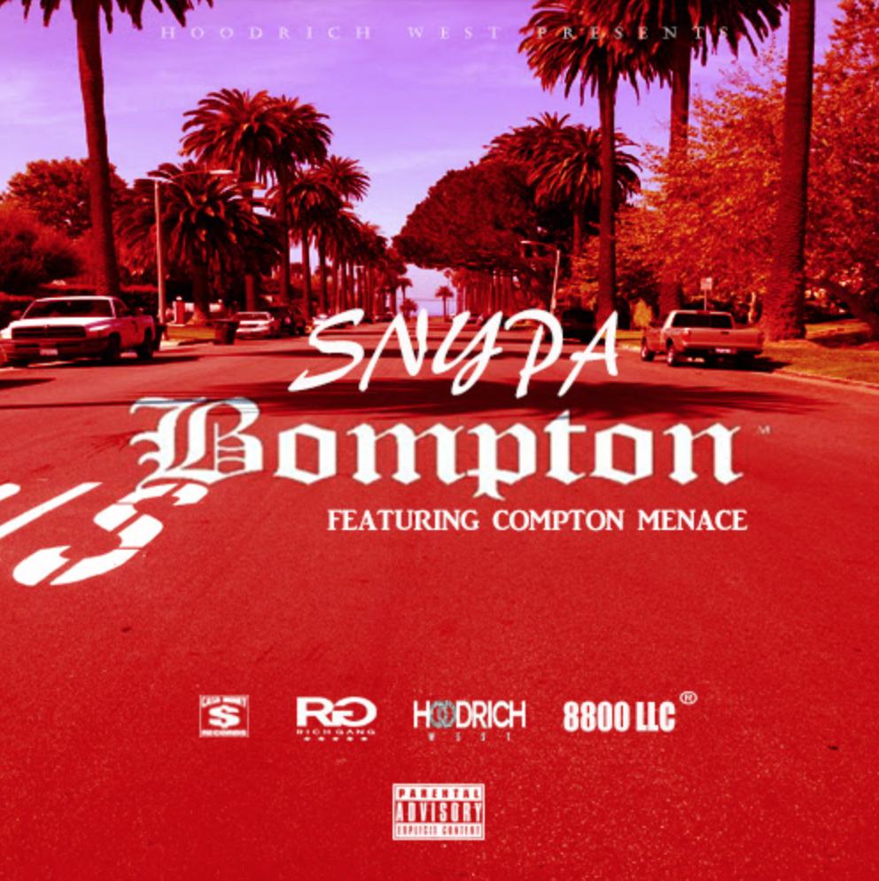 "Snypa Ft. Compton Menace – ""Bompton (Video)"""