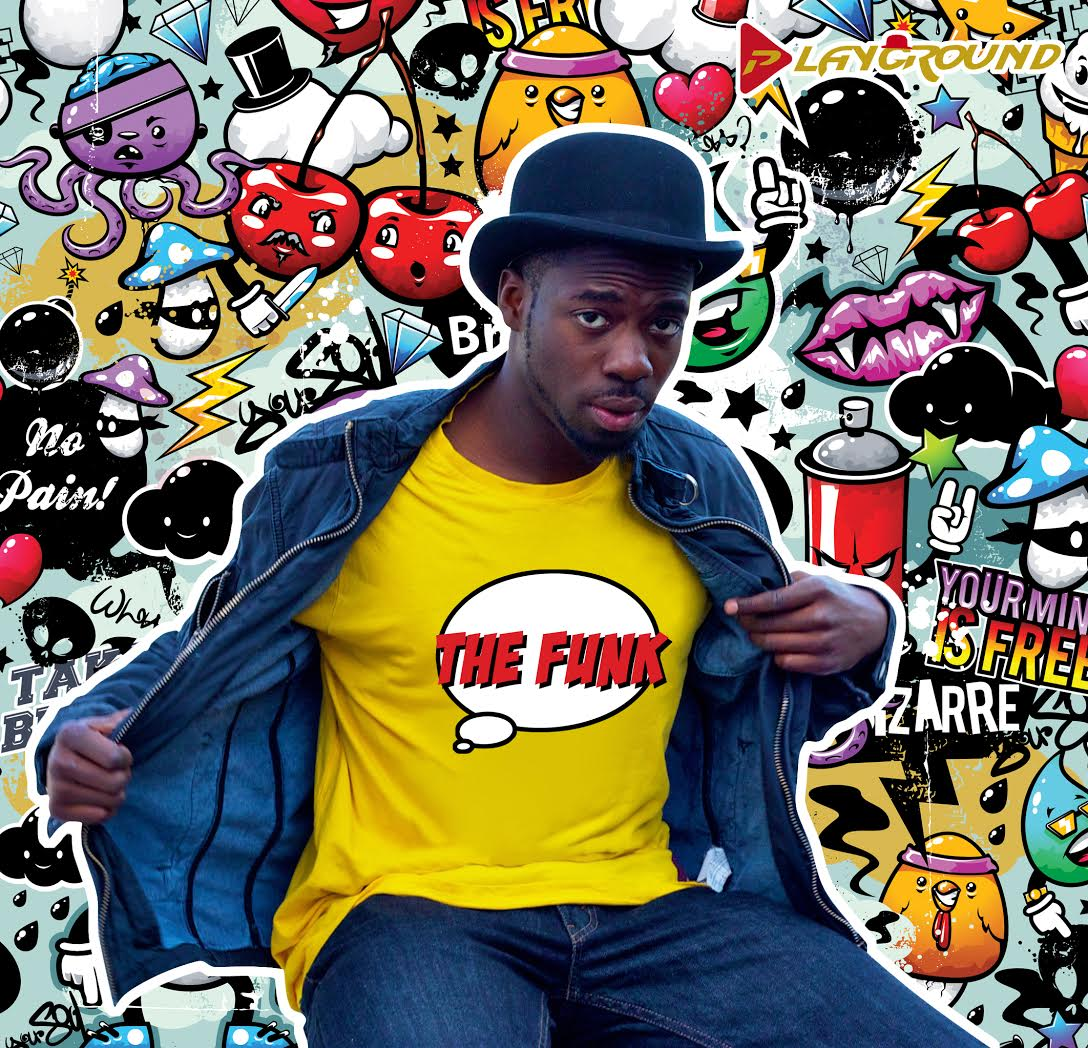 New Single 'The Funk' Out Now On iTunes by UK Rapper Playground