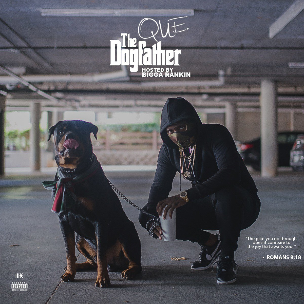 QUE – The DogFather [Mixtape]