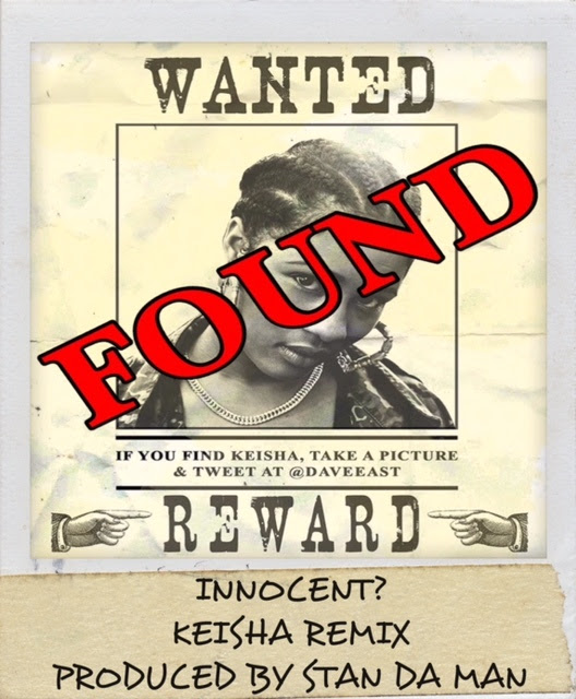 "Innocent? – ""Keisha"" (Remix) [Prod. By Stan Da Man]"