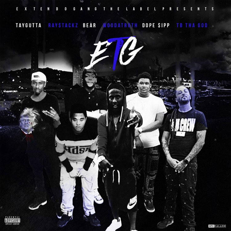 Extendo Gang – ETG [Mixtape]