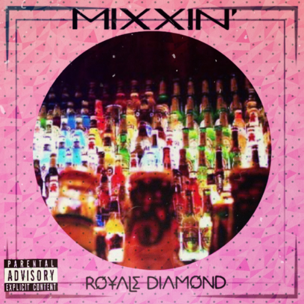 """South Carolina artist Royale Diamond releases the visuals for his single """"Mixxin'"""" which is off his latest project """"F.A.S.H.O."""""""