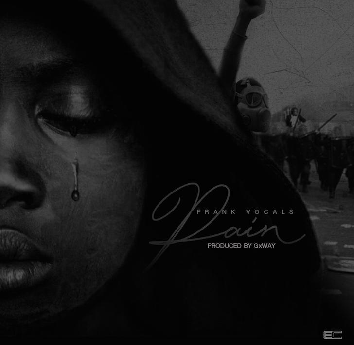 """BET Music Matters Performer Frank V. Releases """"PAIN"""" #BLACKLIVESMATTER"""