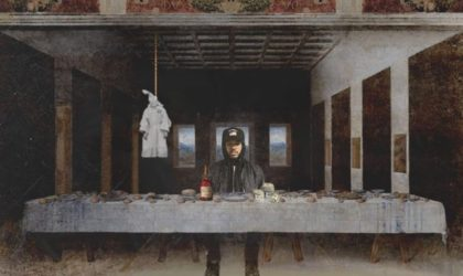 DFree – The First Supper (Mixtape) [Hosted By DJ Stain]