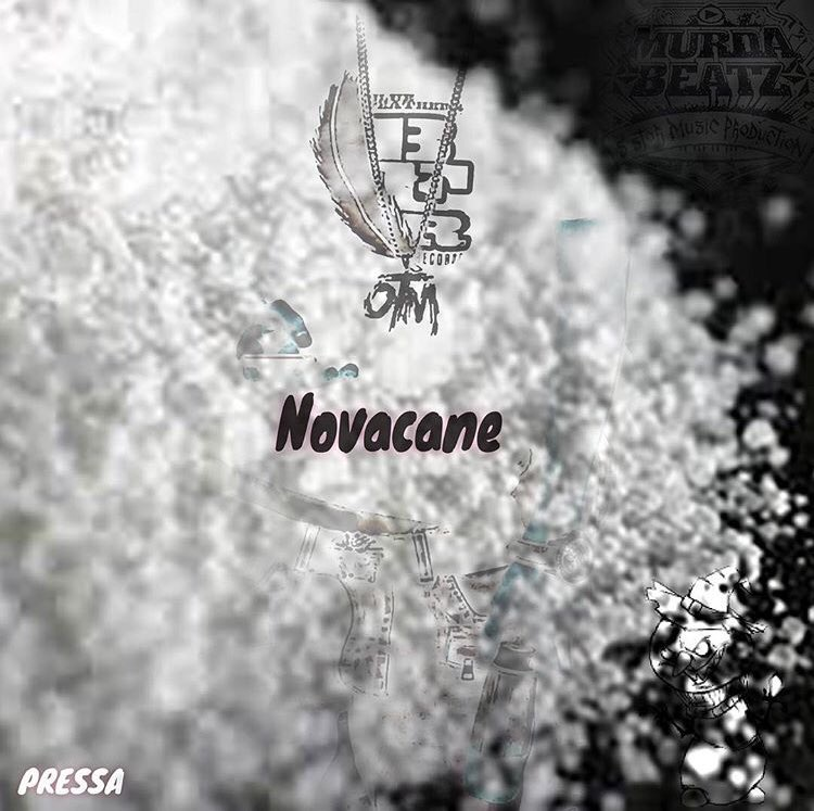 "Pressa teams up with producer Murda Beatz' for new ""Novacane"" Single"