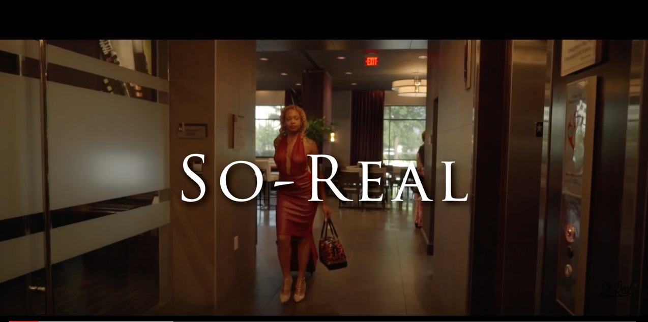 """So-Real Releases Visuals for """"Would You Mind"""""""