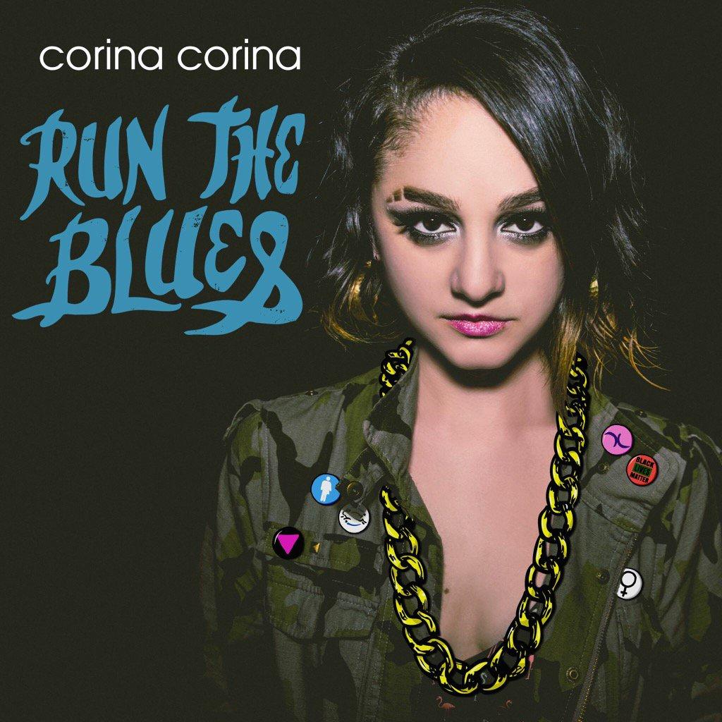 Corina Corina – Run The Blues (RTJ Tribute Mixtape)