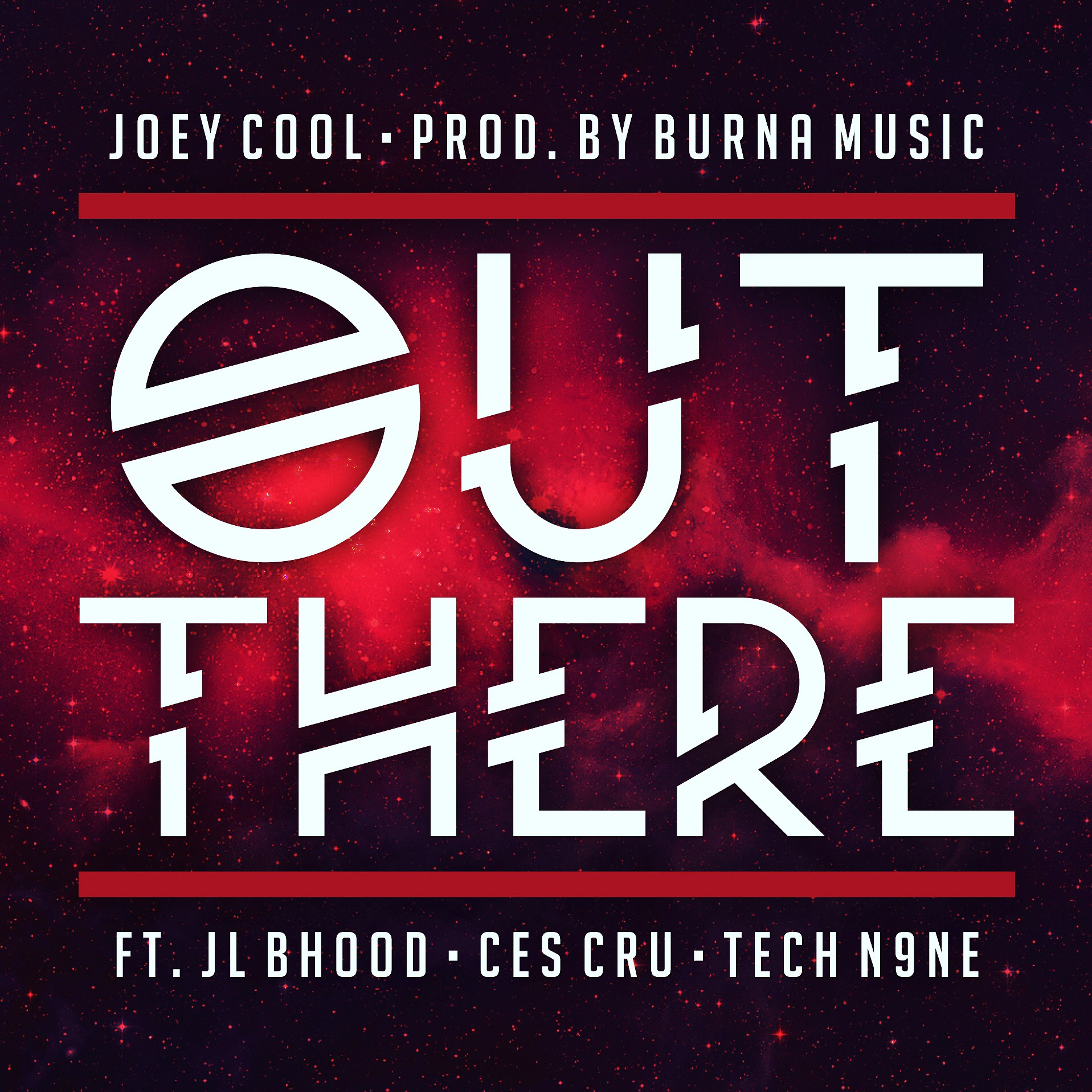 Joey Cool – Out There feat. JL B.Hood, Ces Cru, & Tech N9ne