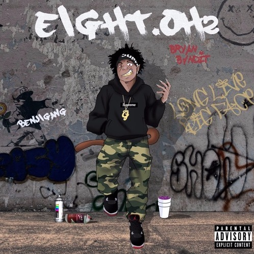 Don't Sleep On Bryan BANDiT's New Project 'Eight.oh2'