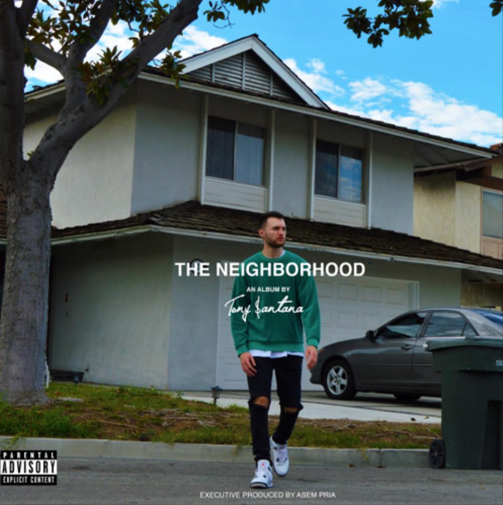 """Tony $antana Drops His New Project """"The Neighborhood"""""""