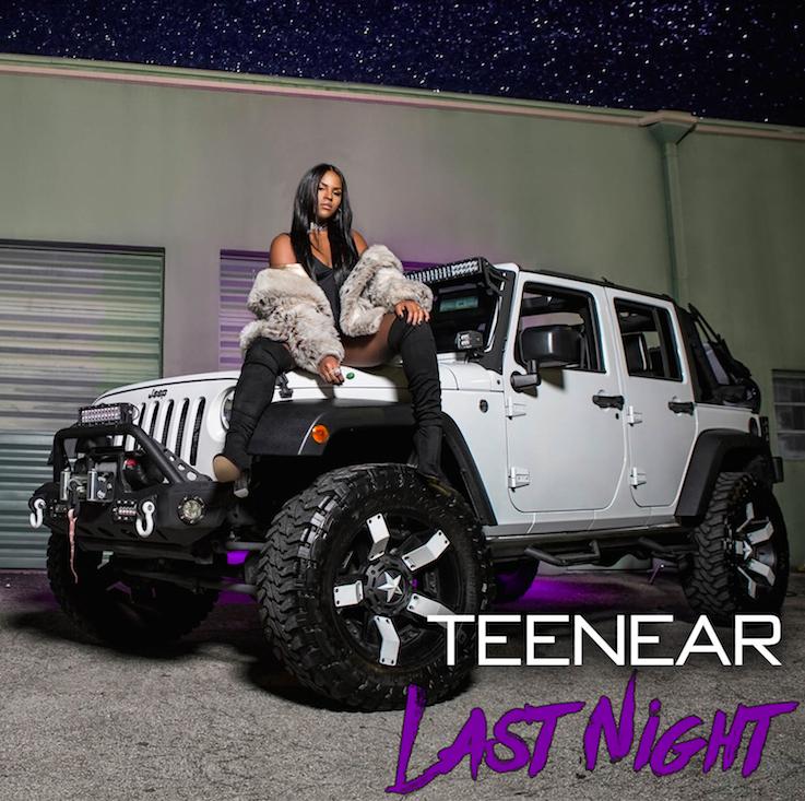 "Teenear Returns with Stunning Visual for ""Last Night"""
