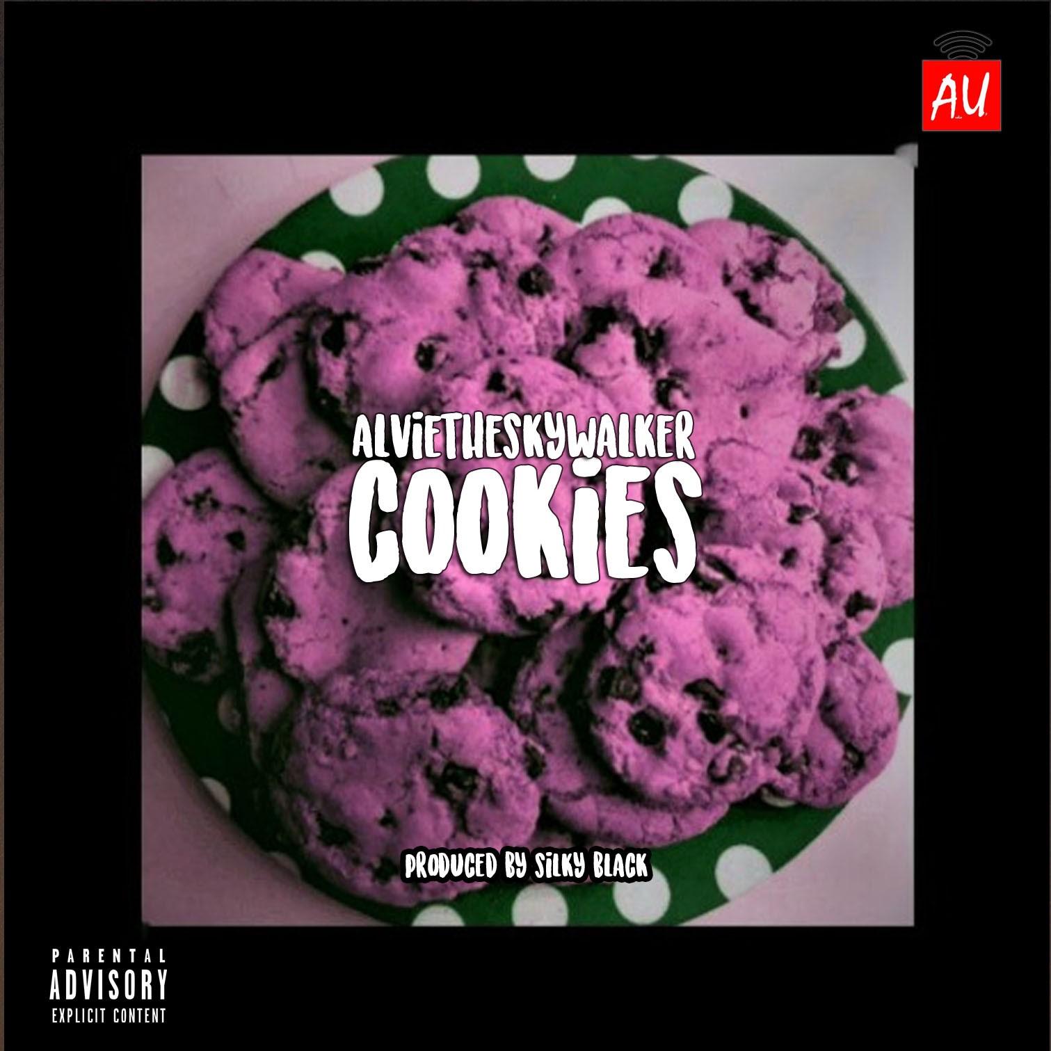 Alvie the Skywalker – Cookies (Prod. by Silky Black)