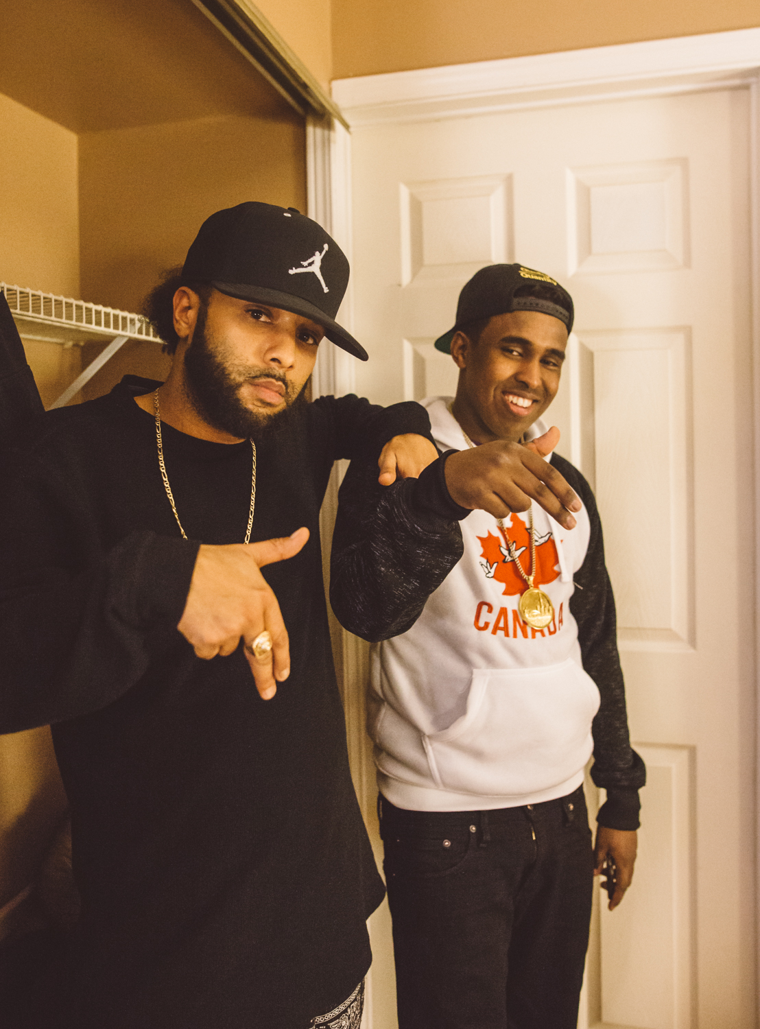 Toronto rapper Top 5 talks connecting with Styles P, Drake & more