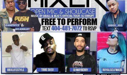 (March 7th )ATL Music Mixer at The Party Room in Atlanta,GA