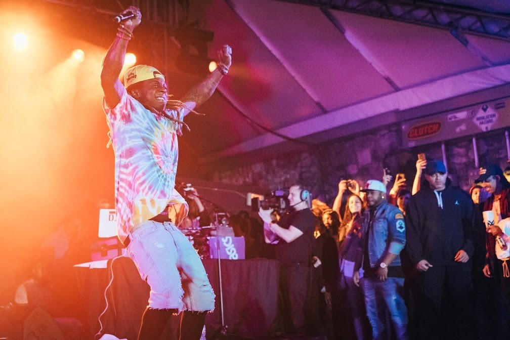 "Recap SXSW Takeover Day 2: Lil Wayne Headlines SXSW Takeover x Mass Appeal ""LIVE AT THE BBQ"" Stage"