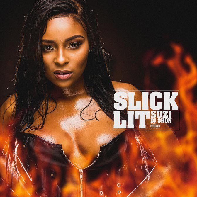 """Suzi Releases Her Long Awaited Project """"Slick Lit,"""" Hosted by DJ Shon & Presented by Jbo OnDaBeat"""