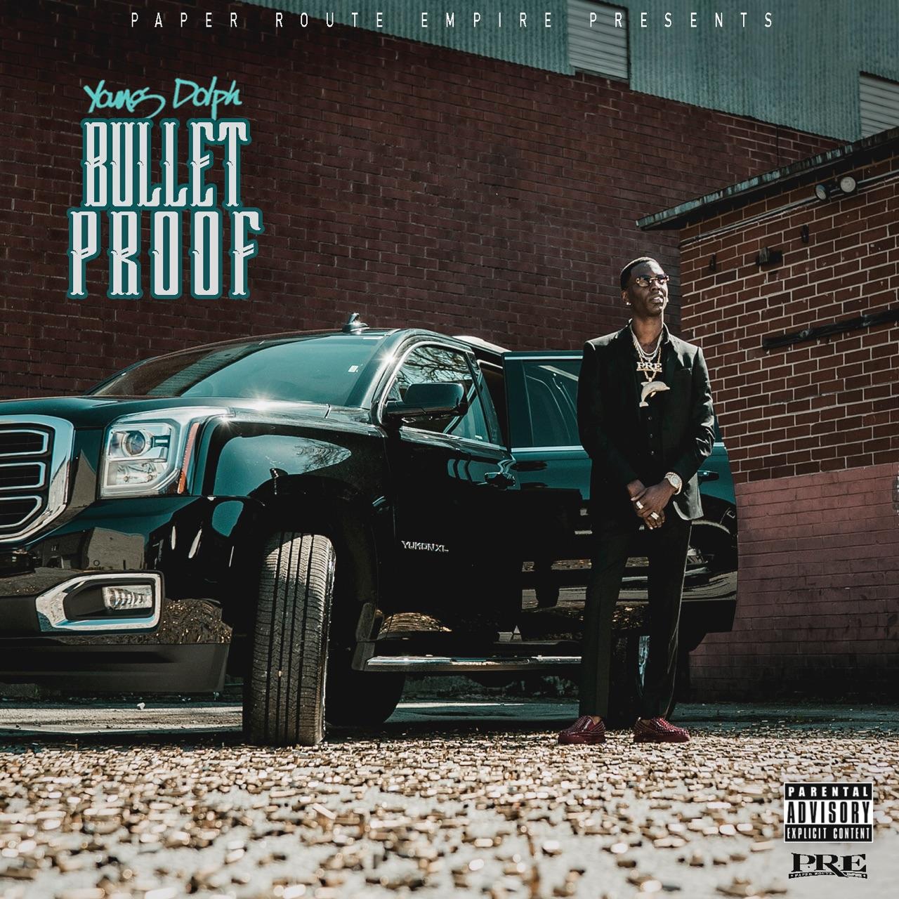 "Young Dolph – Announces Album ""Bulletproof"""