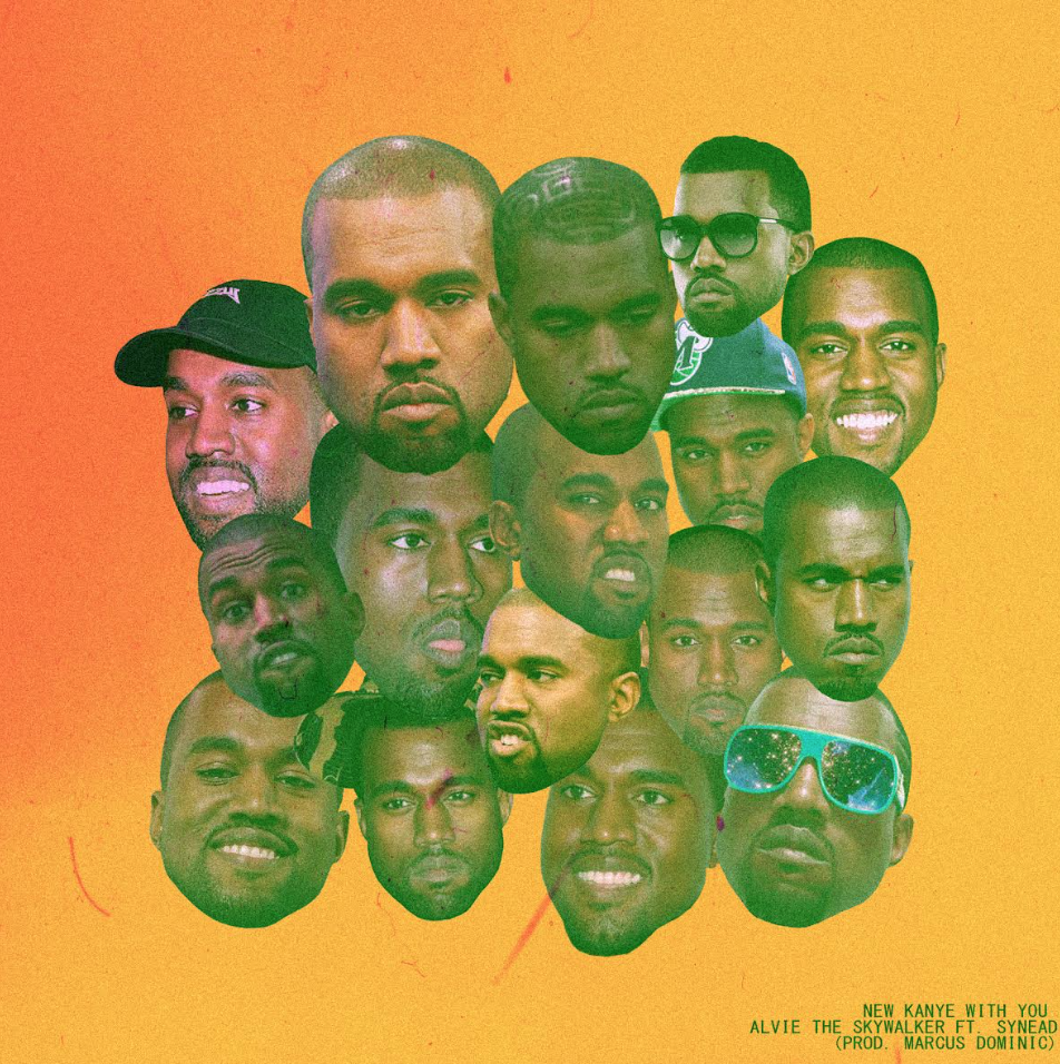 "Alvie The Skywalker Ft. Synead – ""New Kanye With You (Prod. By Marcus Dominic)"""