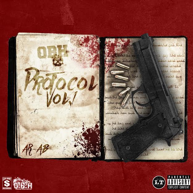 AR-AB – Protocol Vol.1 [Mixtape]
