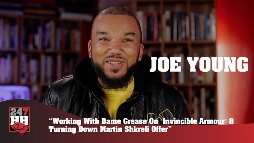 Joe Young on connecting Wiz Khalifa & Max B, Turning Down Martin Shkreli Offer on Invincible Armour