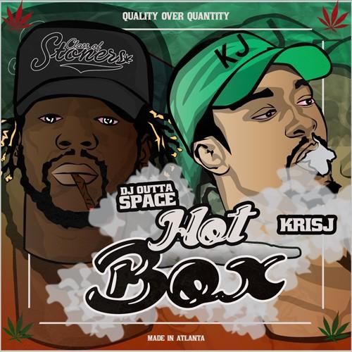 DJ Outta Space & Kris J – Hot Box [Mixtape]