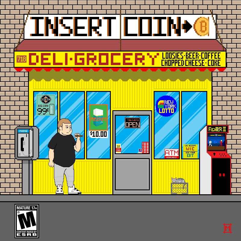Nova – Insert Coin [EP]