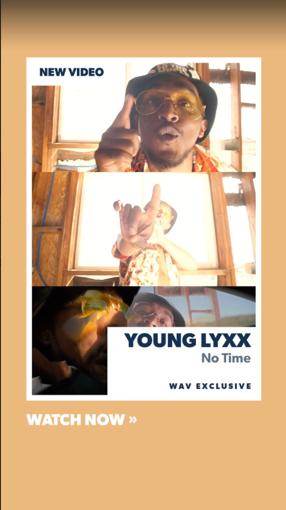 Young Lyxx – No Time Feat. Poodeezy & FollowJoJoe [Music Video]